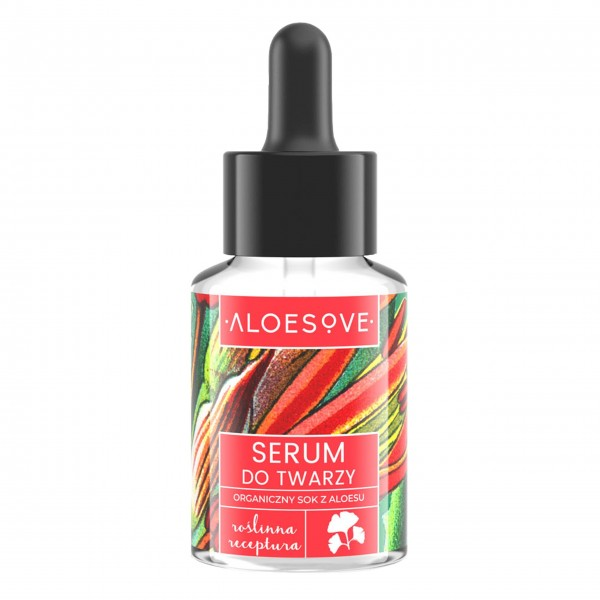 Serum do twarzy - 30ml - Aloesove