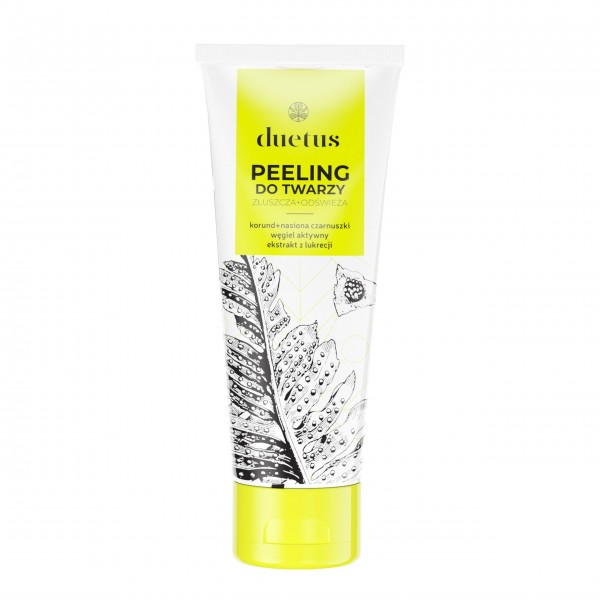 Peeling do twarzy - 75ml – Duetus
