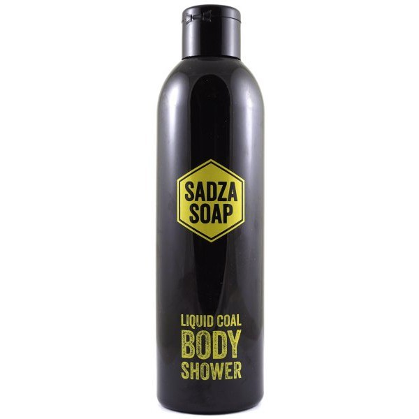 Żel pod Prysznic - Sadza Soap Body Shower - 250ml - SADZA SOAP